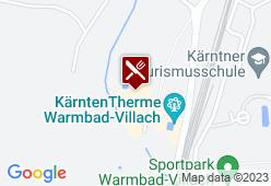 Das Kleine Restaurant  im Hotel Warmbaderhof - Karte