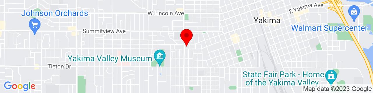 Google Map of 46.5967275, -120.5296561