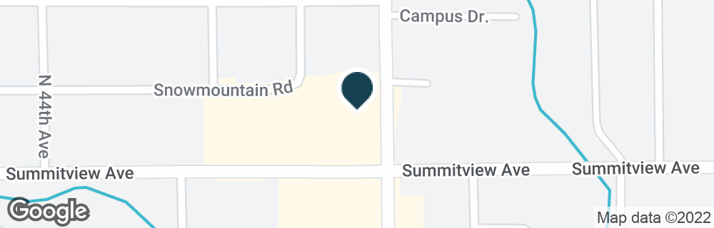 Google Map of4001 SUMMITVIEW AVE