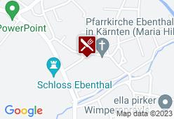 Schlosswirt Klagenfurt in Ebental - Karte
