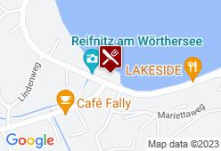 Seerestaurant Sille - Karte