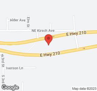 E Hwy 210