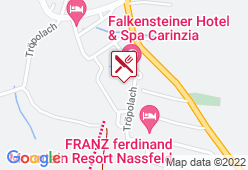 Falkensteiner Carinzia - Karte