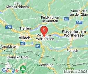Karte für Bogensportclub-Velden