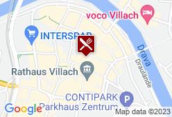 Stadtrestaurant zur Post im Romantik-Hotel Post - Karte