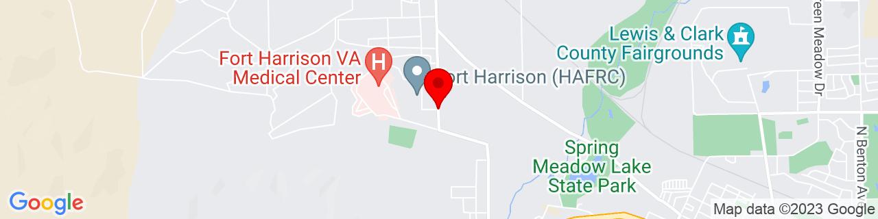 Google Map of 46.6166612, -112.0944477
