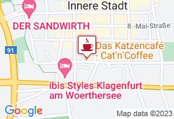 cat'n'coffee - Das Katzencafé - Karte