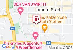 Pumpe - Gasthaus zum Grossglockner - Karte