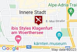 Ofenlöchl - Karte