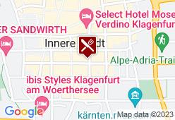 Cafe Domgassner - Karte