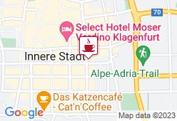 Cafe Como - Karte