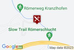 Landhaus Kutsche - Karte