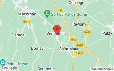 3 Rue du Calvaire 39570 VERNANTOIS