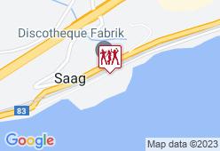 See Restaurant Saag - Karte