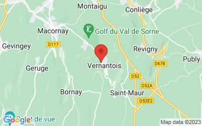 3, Chemin Vervaux 39570 VERNANTOIS
