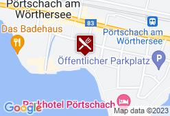 Restaurant Prüller - Karte
