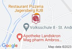 Jagersberg - Karte