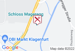 Schloss Mageregg - Karte