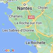 Le thème La Vendée sur notre carte histoire-géo