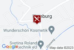 Gasthaus Moser - Karte