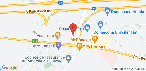 Directions to A&W Canada