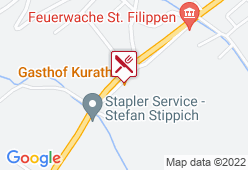 Gasthof Kurath - Karte