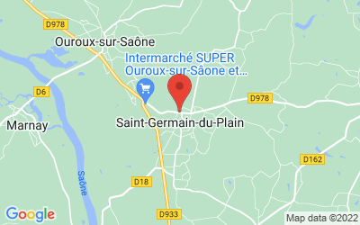 71370 Saint-Germain-du-Plain, France