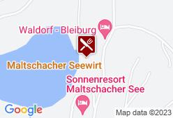 Seewirt Spieß - Karte