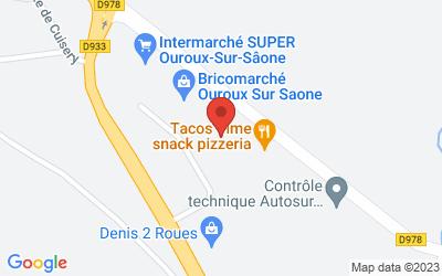 13 rue de Pranet, 71370 Ouroux-sur-Saône