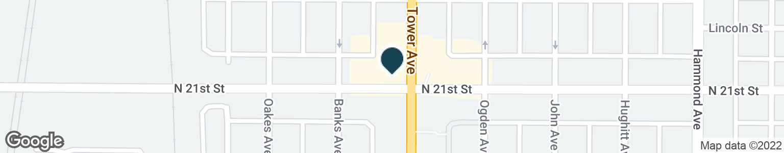 Google Map of2015 TOWER AVE