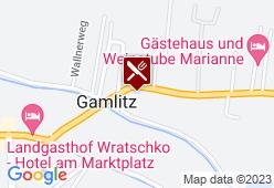 Weinlandhof Wratschko - Karte