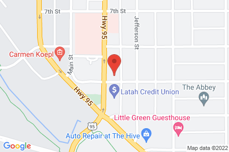 static image of828 South Washington Street, Suite C, Moscow, Idaho