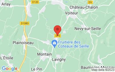 Route de Voiteur 39210 LE VERNOIS
