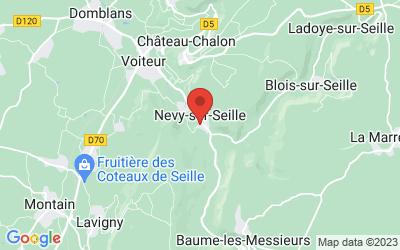54 Rue du Moulin 39210 NEVY SUR SEILLE