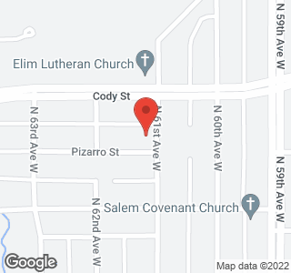 6103 Pizarro Street