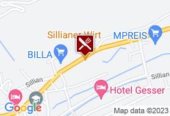 Sillianer Wirt - Karte