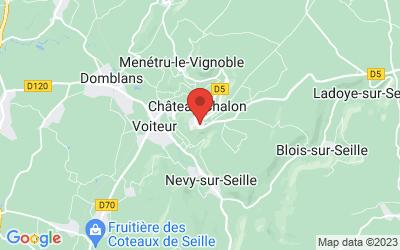 Rue Chèvres 39210 CHATEAU-CHALON