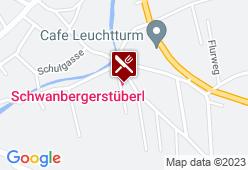 Schwanberger Stüberl - Karte