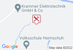Gasthaus Schneeberger - Karte