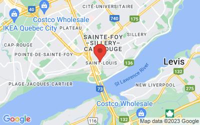3100 de la Forest, Quebec, Quebec G1W 1L8