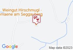 Domäne Hirschmugl - Karte