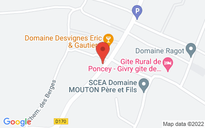 36, Rue de Jambles  71640 GIVRY