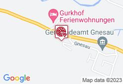 """Gasthof Pension Fugger """"Zum Portugiesen"""" - Karte"""
