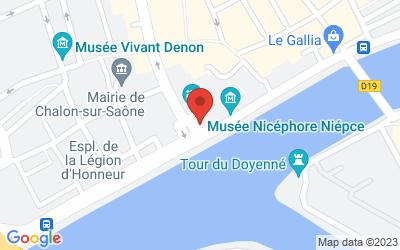 4 Place du Port Villiers, 71100 Chalon-sur-Saône
