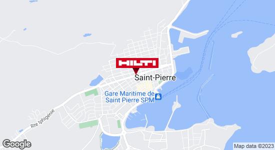 Espace Hilti - Dom-Tom DERRIBLE SPM - Saint Pierre et Miquelon