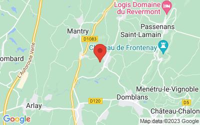 Chemin Prieure 39230 BRERY