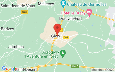 13 Place de la Poste, 71640 Givry, France