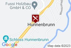 Hüglwirt - Karte