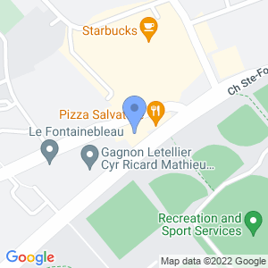 Chez Dan Pizzéria Map