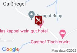 Weinhof Kappel - Karte